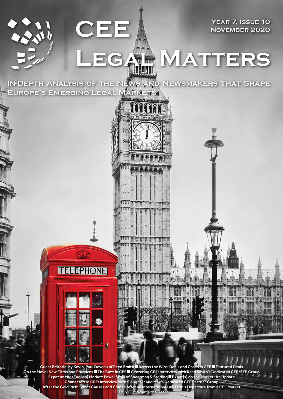 CEE Legal Matters: Issue 7.10