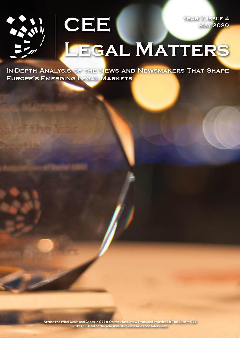 CEE Legal Matters: Issue 7.4